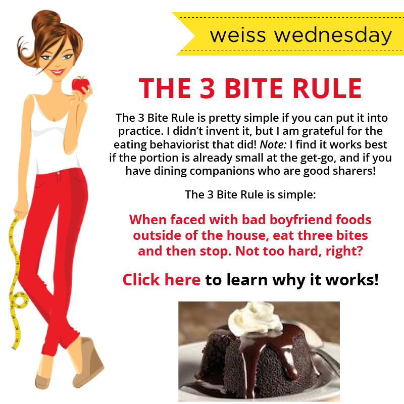 The 3 Bite Rule